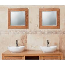 Image baumhaus mobel Oak Dining Zoom Bonsonicom Baumhaus Mobel Oak Bathroom Collection Solid Oak Mirror small