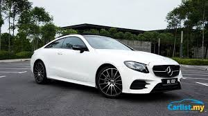 Unlike the previous generation, this generation coupe/convertible share the same platform as the sedan/wagon. Review Mercedes Benz E300 Coupe C238 When Mid Life Crisis Is Welcomed Reviews Carlist My