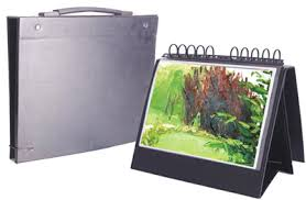 Display Binders With Stand Art Portfolio Case Buyers Guide How To Select A Portfolio For 27