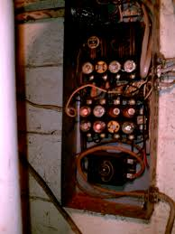 electrical system moan i m just a home moaner when we bought the house it had the old electrical fuse box