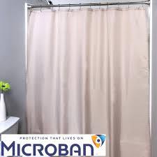 shower liner fabric shower curtain liner with shower liner home depot