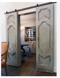 sliding barn doors interior walls designs