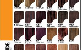 Matrix Red Colour Chart Matrix Hair Dye Color Chart Beauty Within Clinic