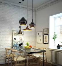 dining room lighting trends. Dining Room Lighting Trends With Multiple Pendant Over Glass Table D