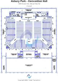 Cook Convention Center Seating Chart Asbury Park Convention Hall Tickets Asbury Park Convention