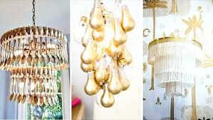 full size of diy mini chandelier lamp shades lift wood unique designs to customize your home