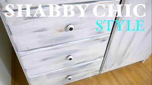 Diy Anleitung Schrank Im Shabby Shic Style Streichen Schritt