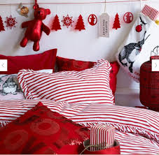 Paper Decorations For Bedrooms Decorations Red And White Christmas Teen Bedroom Decoration