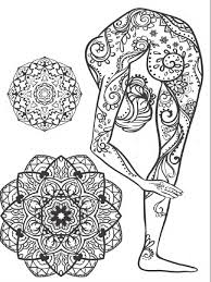 Clippedonissuu From Yoga And Meditation Coloring