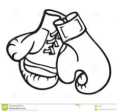 boxing coloring pages new boxing gloves coloring pages to print