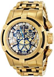 17 best ideas about diamond watches for men rolex gold watches for men invicta invicta men s 13759 subaqua analog display swiss quartz gold watch