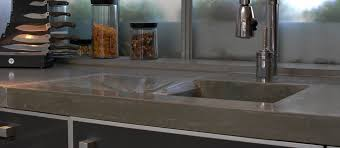 innovative polished concrete countertops