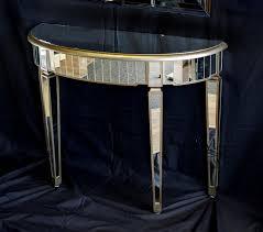 mirror side table. luxury mirror side table e