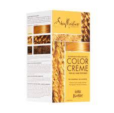 Sm Hair Color System Dark Golden Blonde Kit
