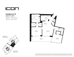 Icon Bay Miami  Galante Real EstateIcon Floor Plans