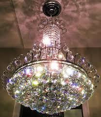 isabella of madrid 9l grand royal cut asfour crystal droplet chandelier 22 wx28
