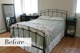 Lady Bedroom Master Bedroom Reveal One Room Challenge Week 6 The Crazy