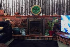 any opinions about what to do with my hideous brick fireplace i am all for painting it black or white as soon as i mention painting it black people