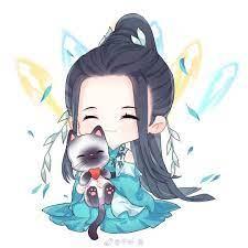mnizoe184 By: 千叶-肖 | Anime, Đang yêu, Ảnh hoạt hình chibi