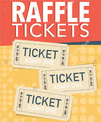 microsoft raffle ticket template printable raffle ticket template 18 free word excel pdf