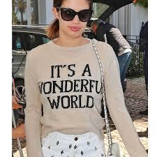 <b>Cosmicchic</b> Embroidery Cashmere Sweater Women <b>2019 Fall</b> ...