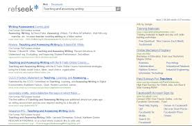 the most complete  no bs list of all  all  the essay writing tools    refseek academic search engine