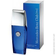 <b>Туалетная</b> вода MERCEDES-BENZ <b>Club Blue</b> 50мл