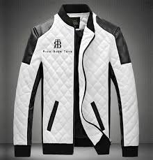 bikers jacket black bikers jacket white