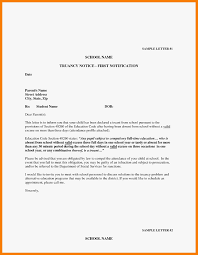 Example Of Excuse Letter For Absent Fresh Excuse Letter Format