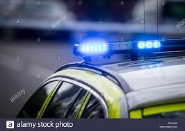 Police Car Lights Uk Uk Police Car Stock Photos Uk Police Car Stock Images Alamy