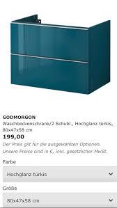 Godmorgon Ikea Waschbeckenunterschrank In 12349 Berlin Für 16000