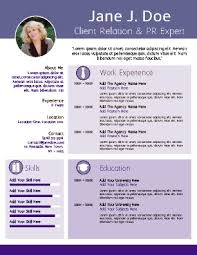 Need A Resume Template Best Free Resume And CV Templates PageProdigy