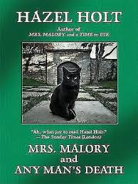 A Sheila Malory Mystery Ser.: Mrs. Malory and Any Man's Death by Hazel Holt  (2010, Hardcover, Large Type / large print edition) for sale online | eBay