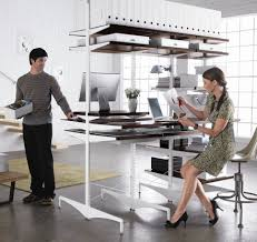 office desk shelving. Contemporary Shelving Freestanding Elfa Office Desk With Office Desk Shelving