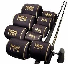 Shimano Tiagra Neoprene Reel Covers