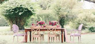 Outdoor wedding furniture Out Door Outdoor Wedding Tablescape With Xback Chairs Weddingwire 13 Types Of Wedding Chairs For Stylish Big Day Weddingwire