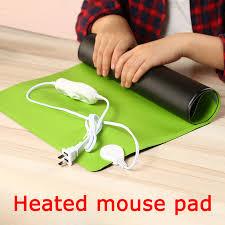 large size heated mouse pad 600 360mm winter warm desktop pc laptop computer desk mat aliexpress mobile
