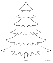 Free Christmas Tree Template Amazing Tree Coloring Pages Coloring Pages For Trees Pecan Tree