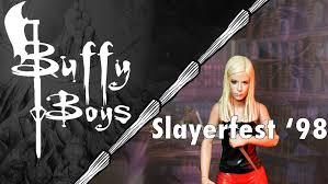 BUFFY BOYS QUEERING WITH SLAYERFEST 98 (IAN CARLOS CRAWFORD) — Buffy Boys