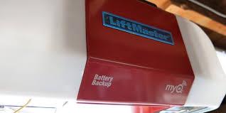 liftmaster garage door opener 8550 close your door from anywhere in the world