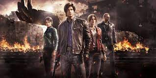 Resident Evil: Infinite Darkness Review ...