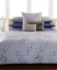 calvin klein bamboo flowers king flat sheet bedding home bed bath bedding sheets