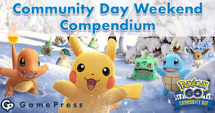 Pokemon Go Egg Chart December 2018 Community Day Weekend Compendium December 2018 Pokemon