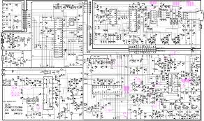 lg tv and vcr wiring diagram colour tv circuit diagram the wiring diagram sony tv circuit diagrams nodasystech circuit diagram