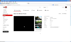 youtube video image size how to make your youtube video full screen youtube