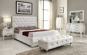 Michelle 4 Pc Bedroom Set White 2 256 75 Furniture Store White Bedroom Sets
