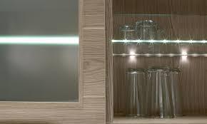 glass shelf lighting. Edge LED Glass Clip Shelf Light Lighting S