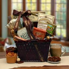 Home Is Where The Heart Is Housewarming Gift Basket, Elegant Gift Baskets  Online