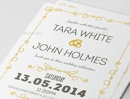 Easy Invitation Templates Template Invitation Wedding Psd Invitation Templates Free