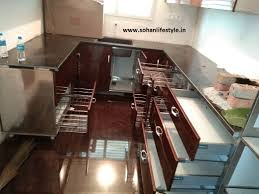 How Much Do Stainless Steel Kitchen Cabinets Cost In Karnataka Ss